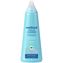 Buy Method Toilet Bowl Cleaner, 179ml Online at johnlewis.com