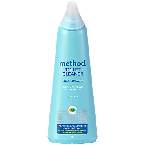 Buy Method Toilet Bowl Cleaner, 709ml Online at johnlewis.com