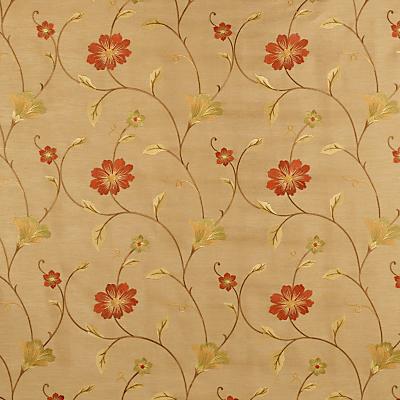 John Lewis Herm Fabric, Russet