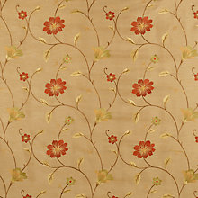 Buy John Lewis Herm Fabric, Russet Online at johnlewis.com