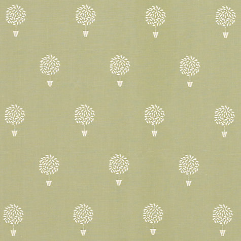 Buy John Lewis Bay Tree Furnishing Fabric, Sage Online at johnlewis.com