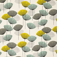 Buy Sanderson Dandelion Clocks Fabric Online at johnlewis.com