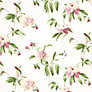 Buy John Lewis Charlotte Fabric, Pink Online at johnlewis.com