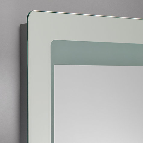 Buy Gamma Backlit Bathroom Mirror Online at johnlewis.com