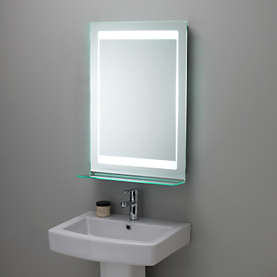 Roper Rhodes Gamma Backlit Bathroom Mirror