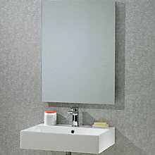 Buy Pulse LED Bathroom Mirror Online at johnlewis.com