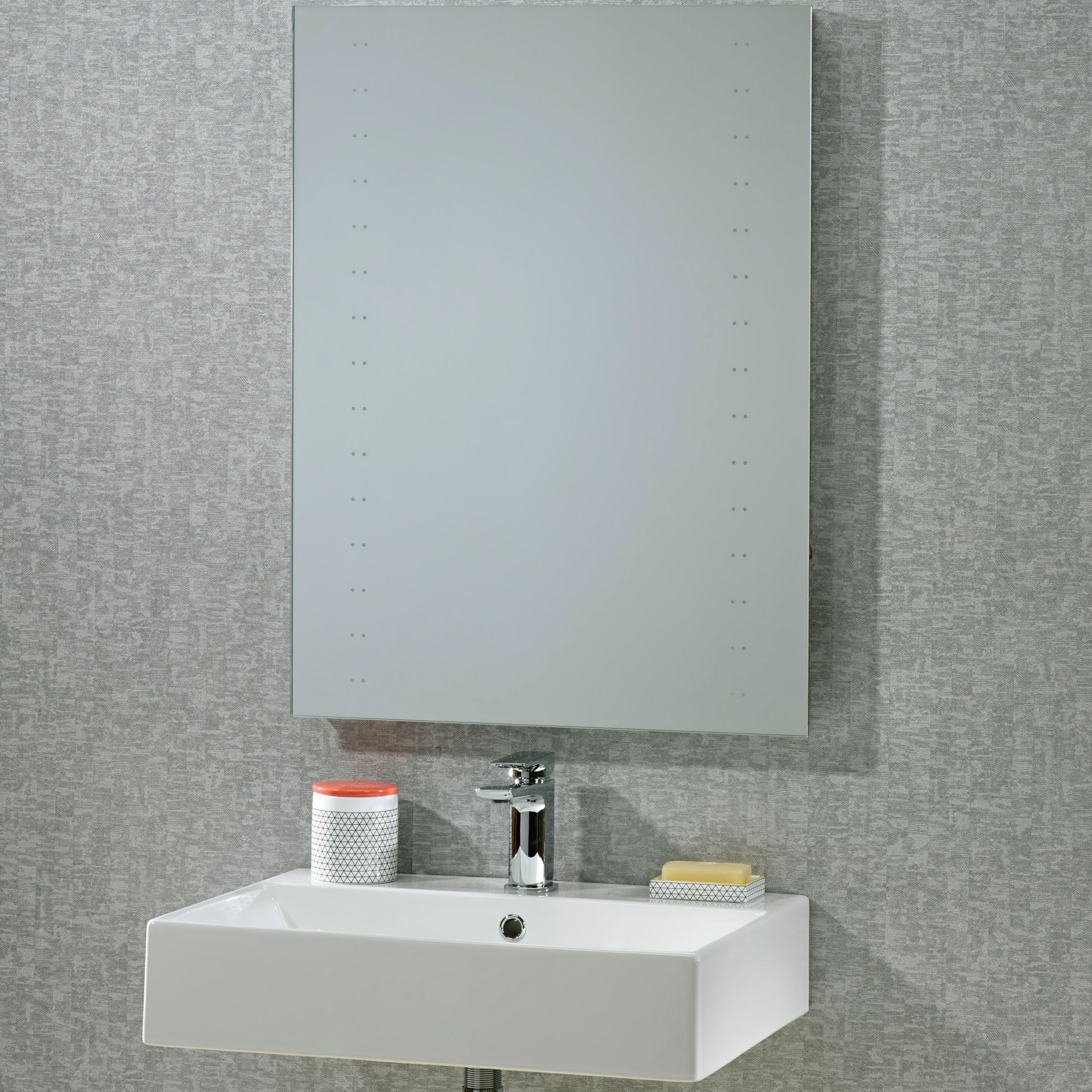 Roper Rhodes Roper Rhodes Pulse LED Bathroom Mirror