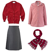 Pembridge Hall School Girls' Winter Uniform
