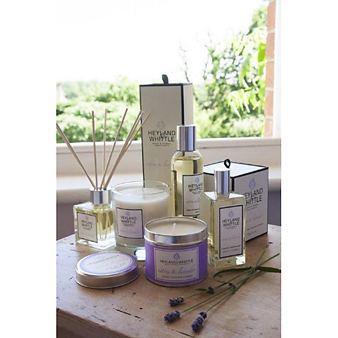 Buy Heyland & Whittle Citrus & Lavender Diffuser, 100ml Online at johnlewis.com