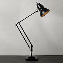 Buy Anglepoise Giant 1227 Lamp, Grey Online at johnlewis.com