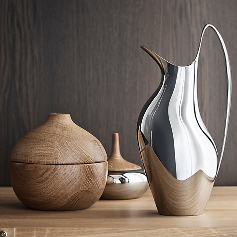Buy Georg Jensen Masterpiece Henning Koppel Fluid Pitcher Online at johnlewis.com