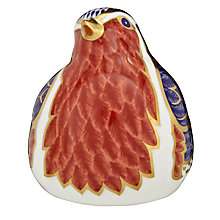 Buy Royal Crown Derby Robin Paperweight Online at johnlewis.com
