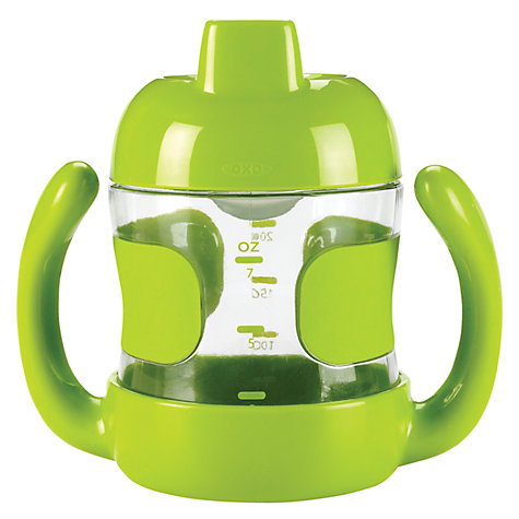 Buy OXO Tot Sippy Cup with Handles Online at johnlewis.com