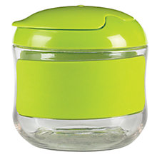 Buy OXO Tot Flip Top Snack Pot Online at johnlewis.com
