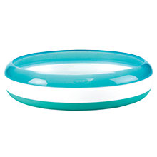 Buy OXO Tot Plate, Blue Online at johnlewis.com