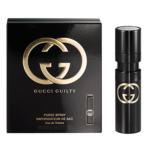 Buy Gucci Guilty Eau de Toilette Purse Spray Online at johnlewis.com