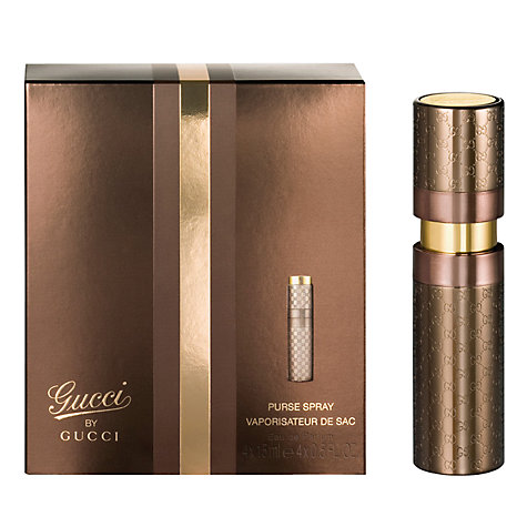 Buy Gucci by Gucci Eau de Parfum Purse Spray Online at johnlewis.com