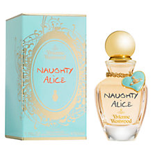 Buy Vivienne Westwood Naughty Alice Eau de Parfum Online at johnlewis.com