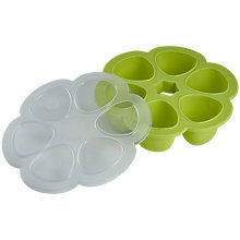 Buy Beaba Multi-Portion Silicone Freezing Tray Online at johnlewis.com