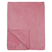 Buy little home at John Lewis Paris Fleece Throw Online at johnlewis.com