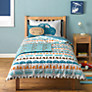 little home at John Lewis Here, There and Everywhere Cars Duvet Cover and Pillowcase Set