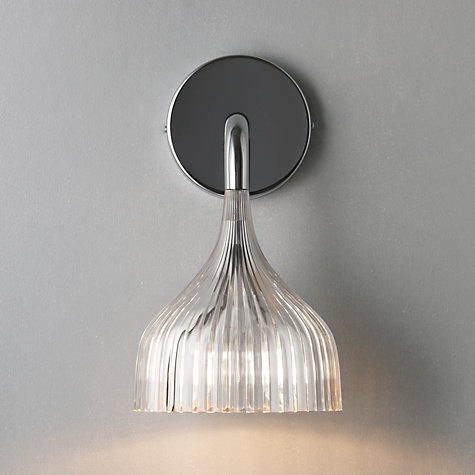 Buy Kartell E Wall Light Online at johnlewis.com