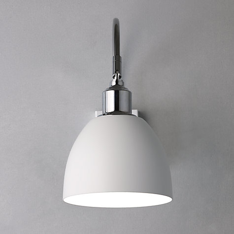 Buy belid bogart wall light john lewis for Kitchen lighting ideas john lewis
