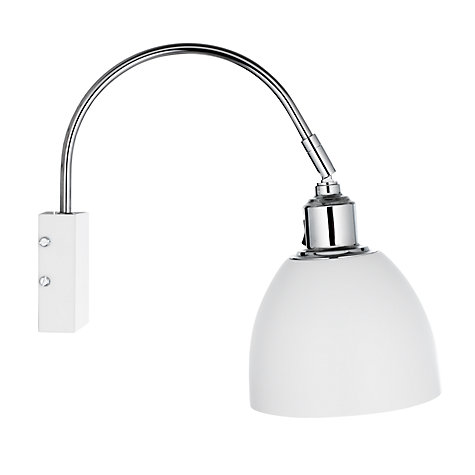 Buy John Lewis Bogart Wall Light Online at johnlewis.com