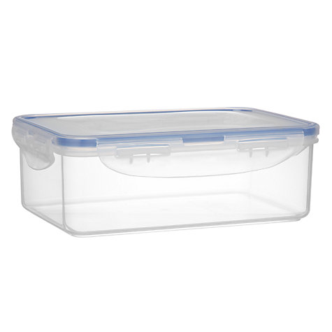 Buy Lock & Lock Storage Container, 1L Online at johnlewis.com