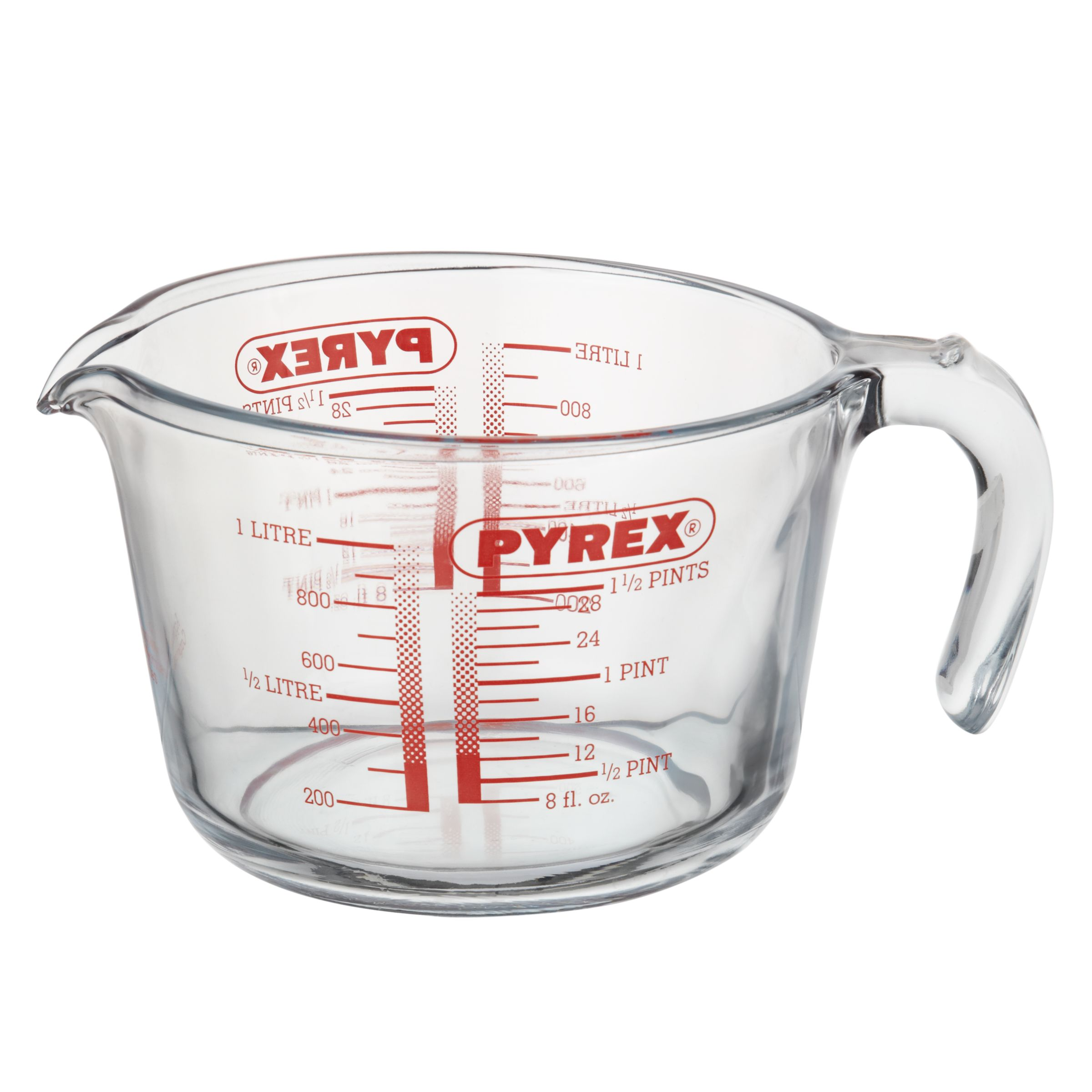 Pyrex Pyrex 1L Glass Measuring Jug