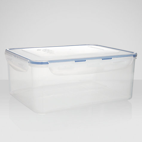 Buy Lock & Lock Storage Container, 5.5L Online at johnlewis.com