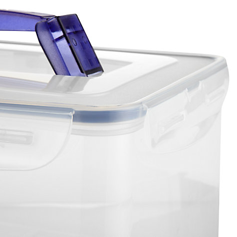 Buy Lock & Lock Storage Container with Handle, 8L Online at johnlewis.com