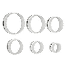 Buy John Lewis Set of 6 Pastry Cutters Online at johnlewis.com