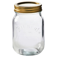 Buy Kilner Storage Jar 0.5L Online at johnlewis.com