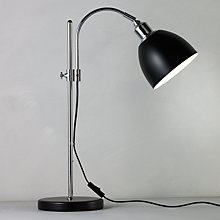 Buy John Lewis Bogart Table Lamp, White Online at johnlewis.com