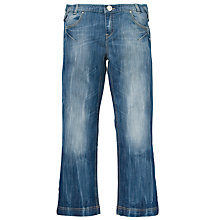 Buy John Lewis Girl Diamante Jeans Online at johnlewis.com