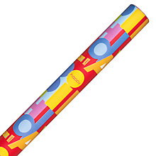 Buy John Lewis Birthday Jumble Wrapping Paper, L3m Online at johnlewis.com