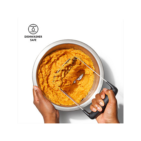 Buy OXO Good Grips Smooth Potato Masher Online at johnlewis.com