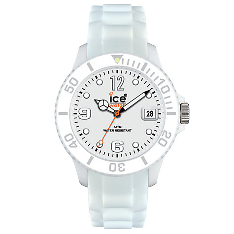 Buy Ice-Watch Sili Winter Collection Unisex Watch Online at johnlewis.com