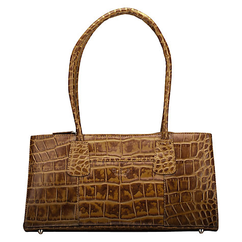 Buy O.S.P OSPREY Helsinki Mock Croc Handbag Online at johnlewis.com