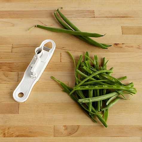 Buy Kitchen Craft Kirsk Bean Slicer Online at johnlewis.com