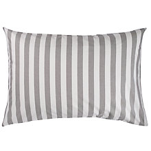 Buy Jigsaw Newquay Stripe Pillowcase Online at johnlewis.com