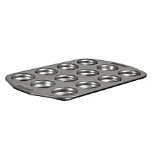 Buy Circulon 12 Cup Bun Tin Online at johnlewis.com