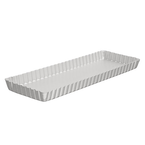 Buy John Lewis Satin Anodised Tarte Maison, Loose Base Online at johnlewis.com