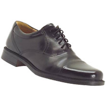 Buy Clarks Bravo Man Leather Shoes Online at johnlewis.com