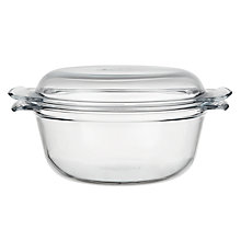 Buy Pyrex Easy Grip 2.5L Casserole Dish Online at johnlewis.com