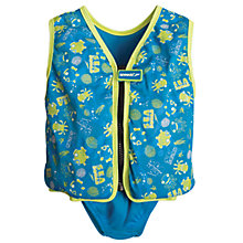 Buy Speedo Sea Squad Swim Vest and Briefs, Blue Online at johnlewis.com
