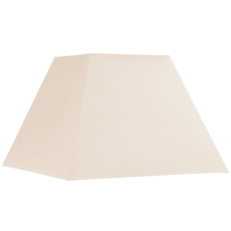 Buy John Lewis Tall Square Satin Shades Online at johnlewis.com