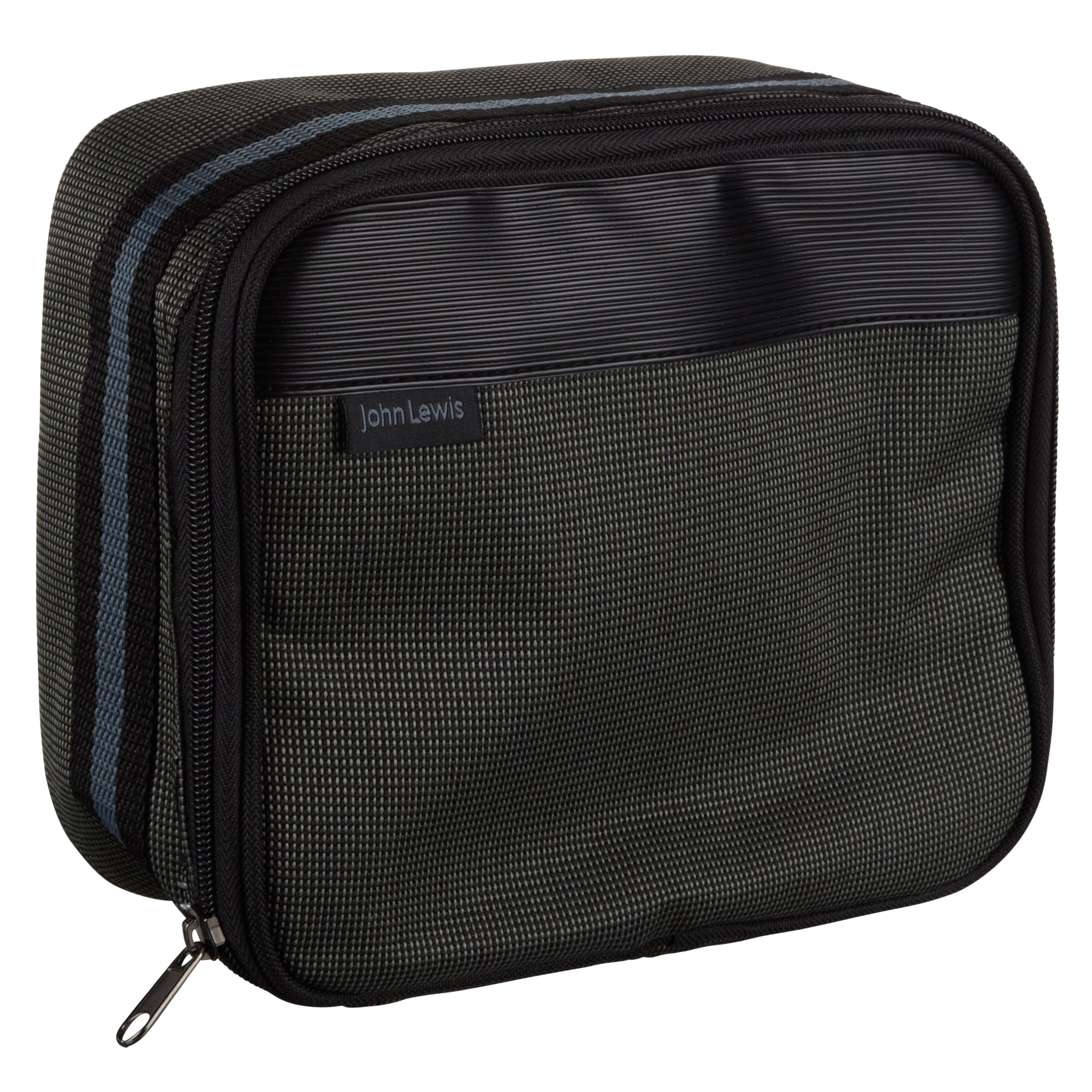 John Lewis Lunch Coolbag, Charcoal