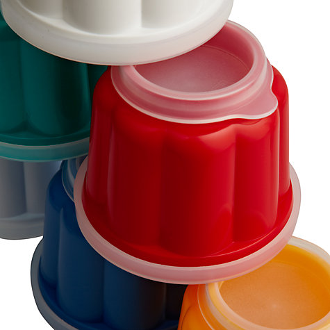 Buy Jelly Moulds, Set of 6 Online at johnlewis.com